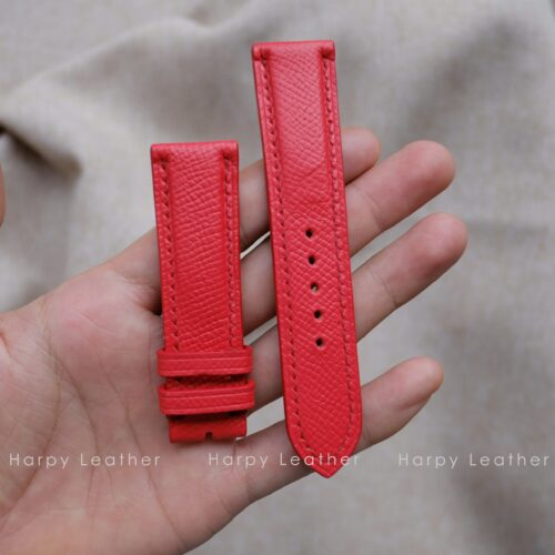red watch straps