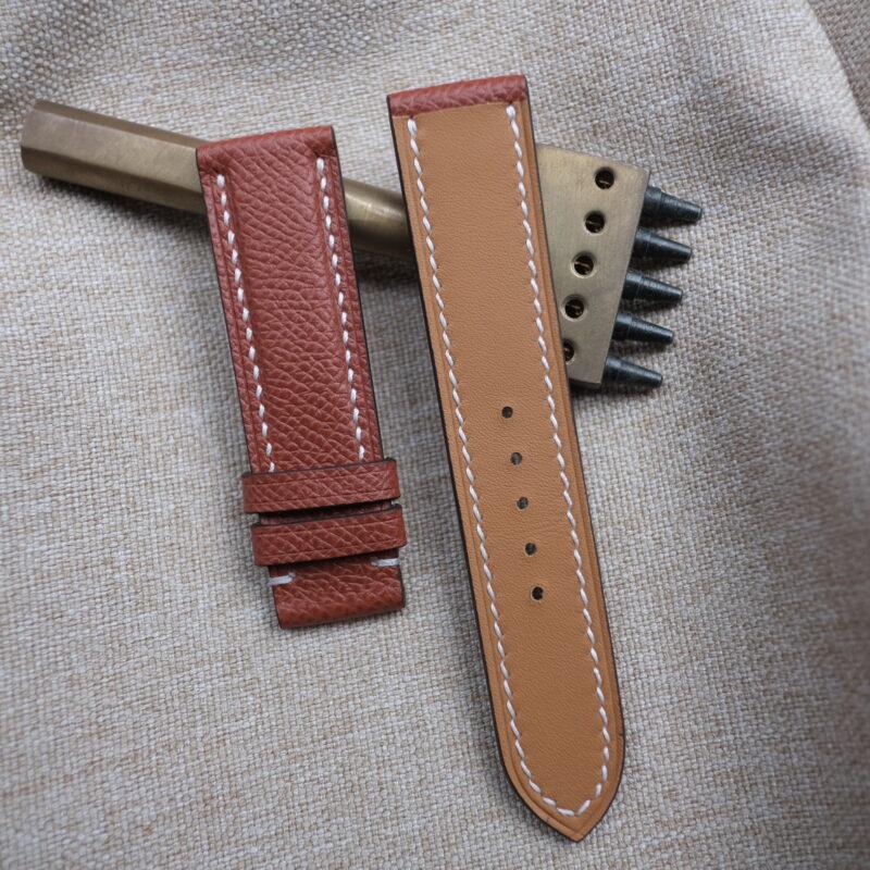red-brown-watch-strap