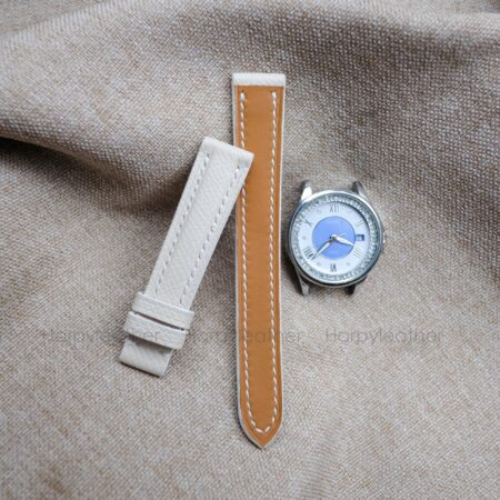 white-watch-band